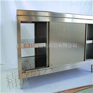 大型酒店专用保温双通荷台 板采用1.0不锈钢板 镀锌板做加力筋