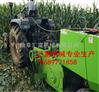 五寨县 农用拖拉机带动高效稻草打捆机自动拾捡粉碎打捆一体机高效耐用