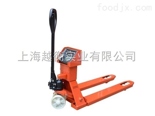 化工厂用1.5T防爆叉车秤 1.5吨电子叉车秤价格
