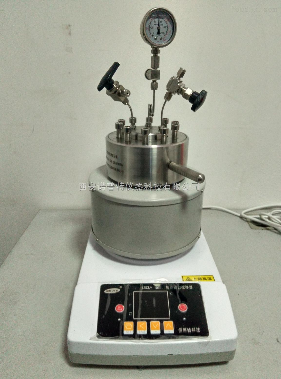 高压釜_50ml-100ml四氟高压反应釜-西安诺普特仪器科技有限公司