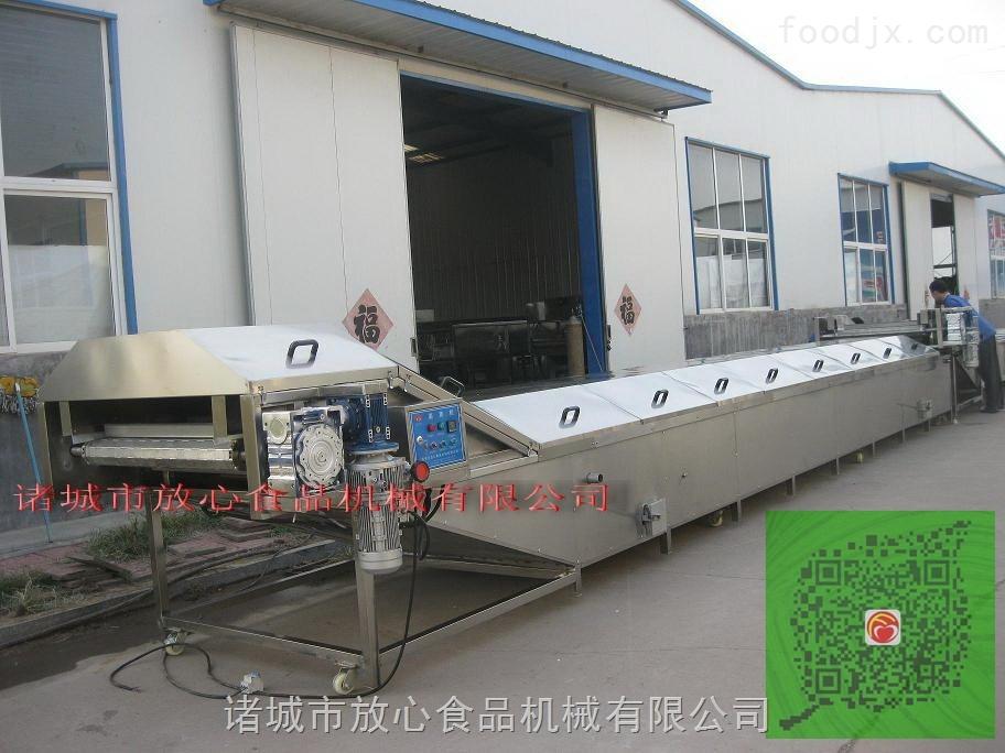 大型蒸煮设备 牛肉蒸煮机放心机械