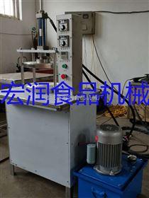 HR-YBJ-450液压不锈钢商用单饼机