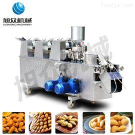 WS-2003全自动白砂糖酥角机小吃油饺机设备厂家