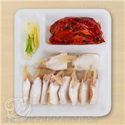 净菜包装机快餐盒饭包装机盒式气调保鲜包装机