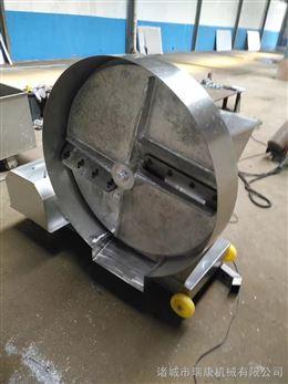 全自动冻肉刨肉机肉制加工厂设备