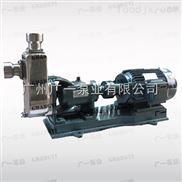 广州-广一FX/FXT型不锈钢自吸泵-水泵维修