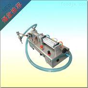 小型半自动灌装机/专业灌装水类的机器