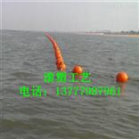 大坝捉鱼轮船航道线 禁止越权隔离浮球