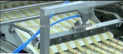 巧克力双色曲奇饼生产线