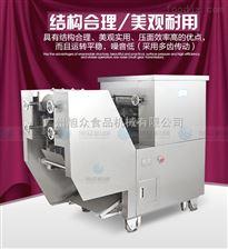 SZ-120商用压面面条机 食品面条机 多功能面条机