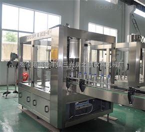 瓶装水三合一灌装机全自动生产线设备价格