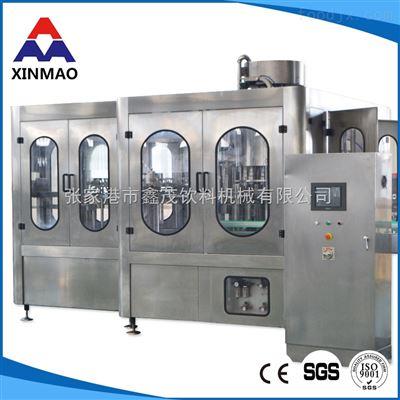 BCGF江苏玻璃瓶杨梅汁304不锈钢高质灌装机