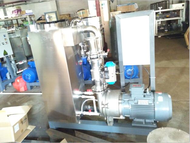 锂电池真空泵机组,动力电池专用真空泵,不锈钢材质,plc自动控制