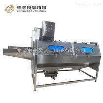 DY-1600厂家定做全不锈钢芋头清洗抛光机