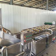 SZ4000淮安小龙虾清洗流水线 蒸煮加工设备