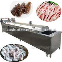 國外專供全自動進口牛肉蒸煮機