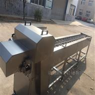 SZ3000粘玉米切头去尾机 玉米速冻前切割机器