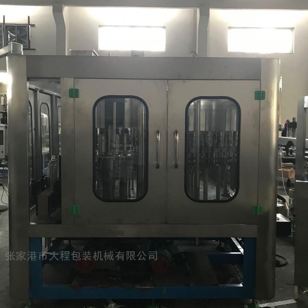CGF8-8-3-矿泉水生产设备纯净水全自动三合一灌装机
