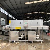 SZ6000专业定做高压不锈钢食品筐子清洗机