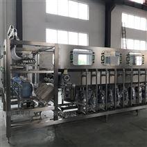 5加仑桶装水灌装机生产线