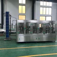 CGF40-40-12多功能饮料生产线全自动矿泉水灌装机
