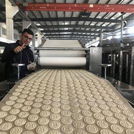 HQ-BG850全自动饼干生产线 饼干酥性设备 韧性饼干机
