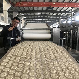 225-1200餅干設備、餅干機、餅干生產線