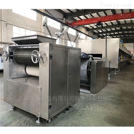 HQ-600宫廷桃酥饼干生产线 饼干成型设备