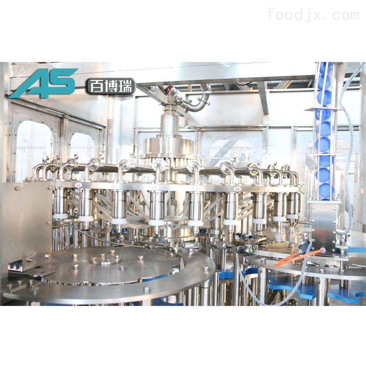 小瓶水矿泉水灌装生产线