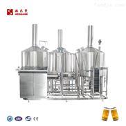 精酿啤酒设备啤酒糖化设备