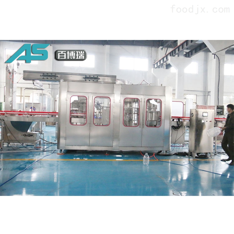 5-15L饮用纯净水 大瓶水灌装机 灌装生产线