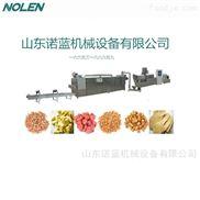 自動化大豆蛋白生產線65型號雙螺桿膨化機
