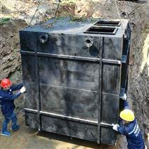 成都市屠宰场一体化污水处理设备