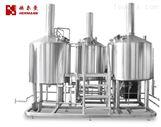 山东赫尔曼啤酒设备 500L糖化锅 糖化系统