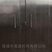 干燥脫水蔬(shu)菜雙室烘干箱
