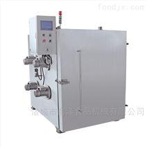 廠家供應優質不銹鋼小龍蝦液氮冷凍機