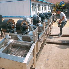 玉米袋除水机 翻滚式风干机
