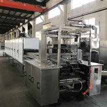 中国硬糖软糖浇注生产线