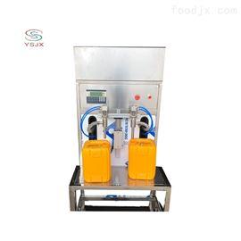 YSJX酒精消毒水洗手液灌装机