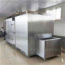 楊梅水果隧道速凍機