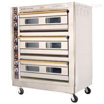 恒聯三層六盤電烤箱