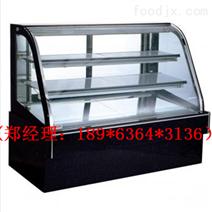 常州浩博大理石戶弧形1.8米蛋糕柜
