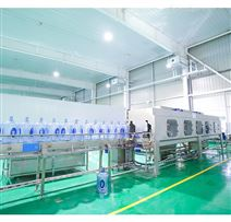 阿斯法赫桶装水三合一灌装机2000桶生产线