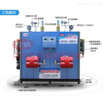 1T燃油(氣)蒸汽發生器廠家直銷