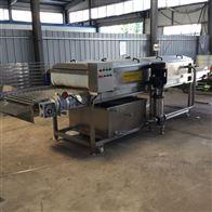SZ2500多功能连续式蛤蜊滚筒清洗机蛤蜊清洗设备