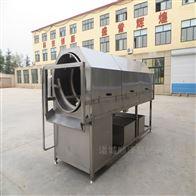 SZ3000环保型多功能连续式鲍鱼滚筒清洗机