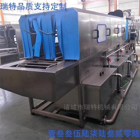 固体废物处理医废周转箱清洗消毒烘干机