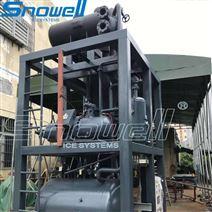 台湾思諾威爾製冰機日產20噸管冰機