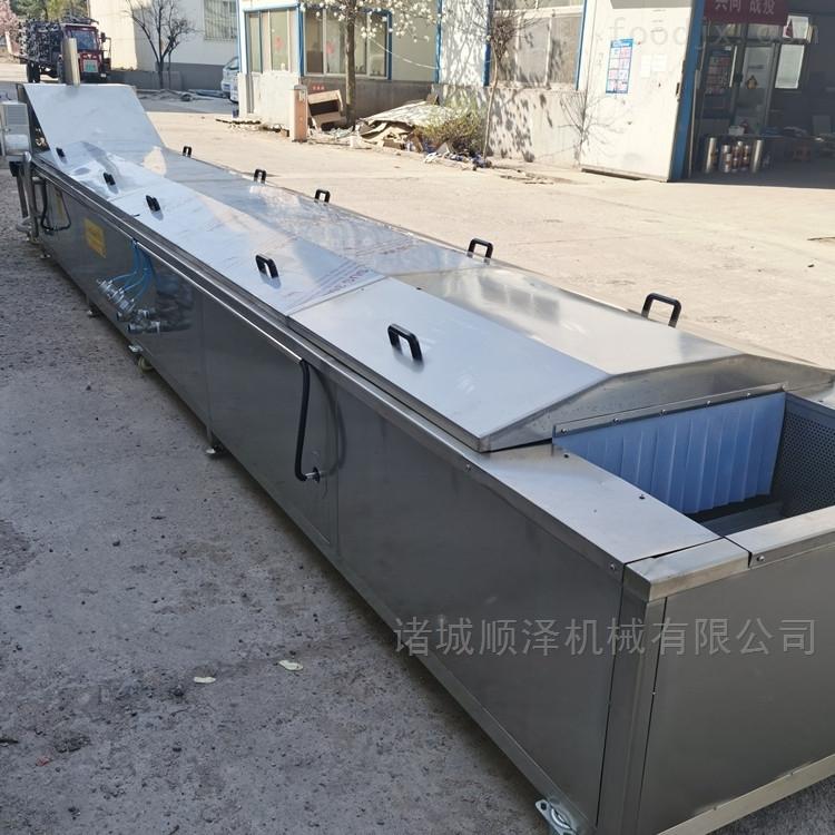 云南专供全自动竹笋专用漂烫预煮机