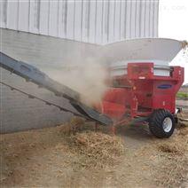 干湿两用牧草粉碎机